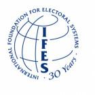 المؤسسة الدولية للنظم الانتخابية